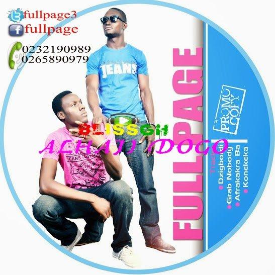 fp - Fullpage - Alhaji dogo and other smashing tunes