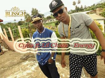 Cyba Energy  ft. Lil Chaze