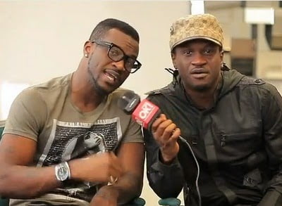 p square breaking up - P-Square Breaking up !