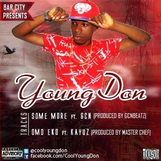 youngdon - YoungDon - Some More - Omo Eko