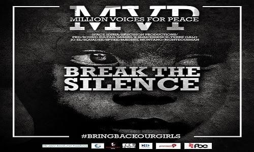 2Face Idibia MVP Break The Silence #BringBackOurGirls