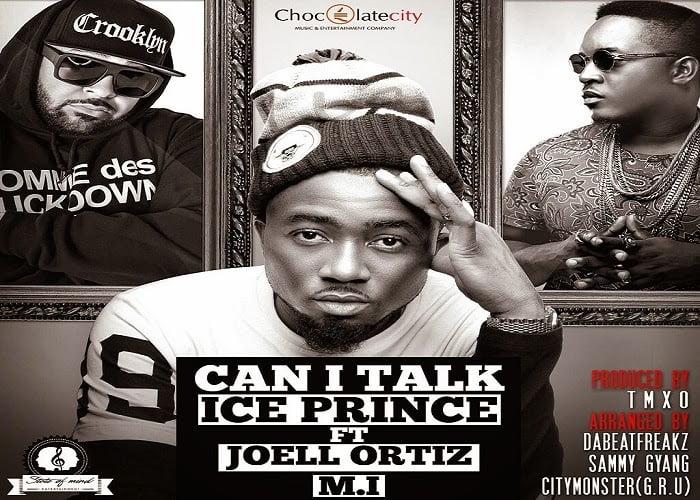 Can I Talk Ft. Joell Ortiz 26 MI Abaga blissgh - IcePrince Can I Talk Ft. Joell Ortiz & MI Abaga
