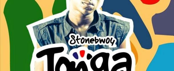 Stonebwoy-Burniton  ft JoeyB - Tonga-remix