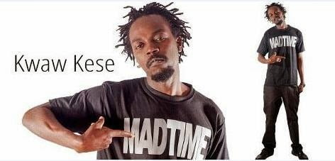 Kwaw Kese -  I don't Care