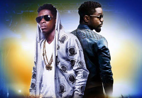 Shatta Wale - Dancehall commando ft. Sarkodie