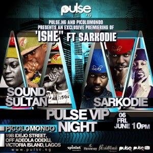 Sound Sultan ft. Sarkodie – Ishe