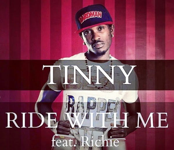 ghana musicTinny Ride With Me Prod by Richie Mensah www.blissgh.com  - Tinny – Ride With Me
