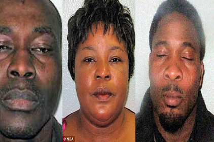 """3 Nigerians Jailed For 13 Years In The UK For Using """"Juju"""" For Sexual Exploitation - 3 Nigerians Jailed For 13 Years In The UK For Using """"Juju"""" For Sexual Exploitation"""