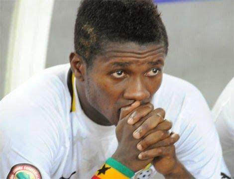 Asamoah Gyan releases statement prays for Castros return - Asamoah Gyan releases statement, prays for Castro's return
