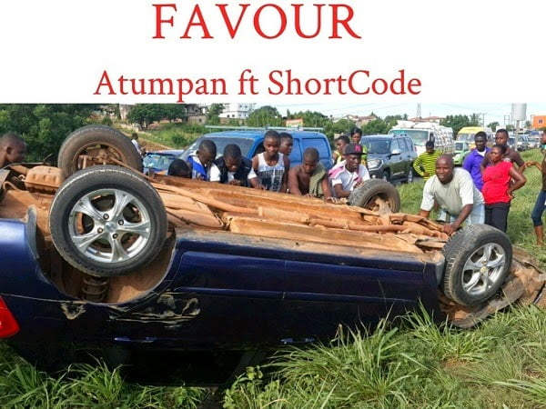 Atumpan - Favour ft. ShortCode by. MastaGarzy