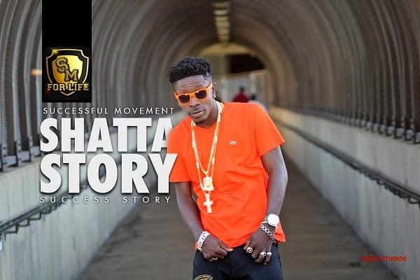 SHATTA WALE SHATTA STORY - Shatta Wale - Shatta Story | GHANA MUSIC