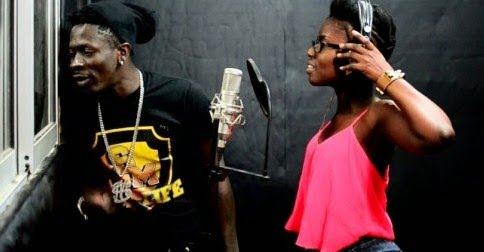 Shatta Wale ft. MzVee Dancehall Queen blissgh - Shatta Wale ft. MzVee - Dancehall - Queen