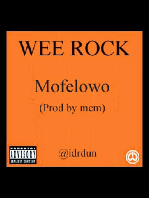 WE ROCK - Mofelowo