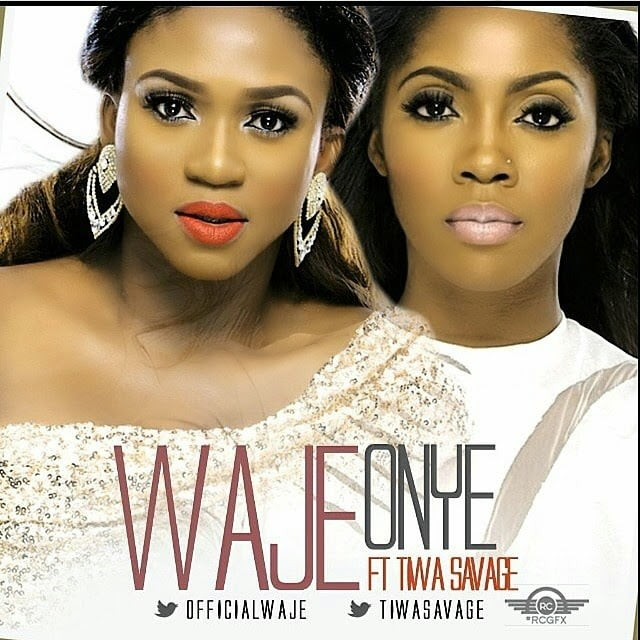 WAJE - ONYE ft. Tiwa Savage