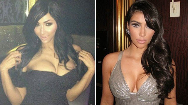 Woman spends $30,000 to look like Kim Kardashian
