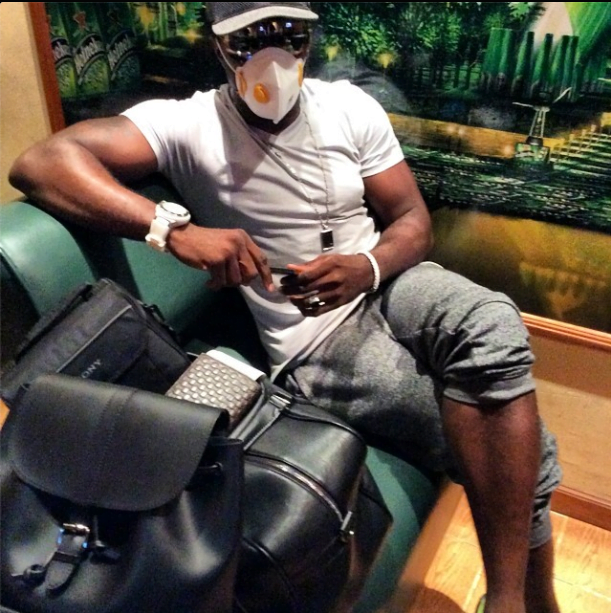 Jim Iyke Flees  Liberia Without Been Tested For Ebola