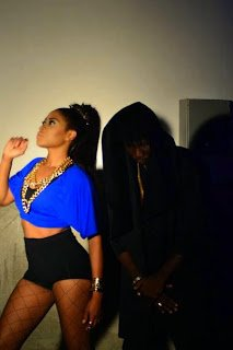 Behind The Scene Pictures Eazzy Ft. StoneBwoy 2727EMERGENCY2727 Video shoot 3 - Photos: Eazzy ''EMERGENCY'' Video shoot Behind The Scene