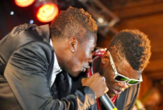 Gyan talks about music career with Castro - Asamoah Gyan Foundation: Stop making money out of Castro's disappearance
