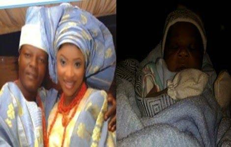 Omotola gives Birth to a bouncing Baby Boy
