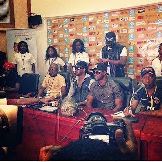 """Psquare """"giving back as usual"""" - Psquare, Davido donates to Orphanages in Cameroon, Ivory Coast"""