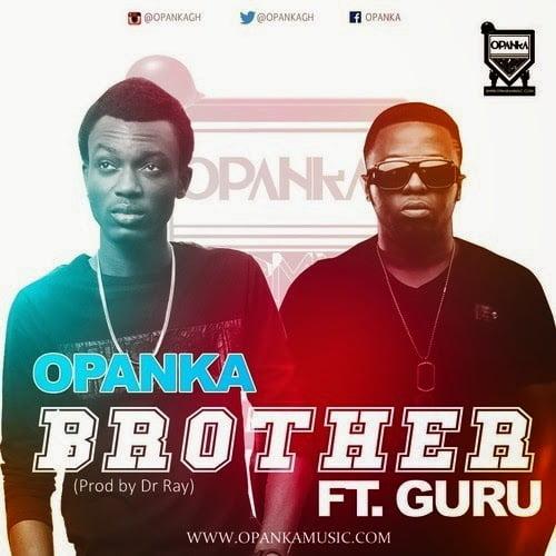 OPANKA - BROTHER ft Guru (Prod. by Dr Ray)