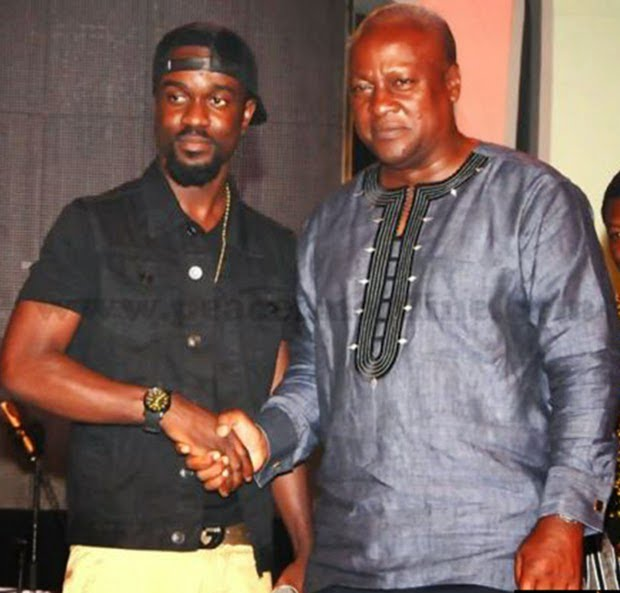 "President Mahama Replies Sarkodie, ""You Are The Most Overrated Rapper In Ghana"""