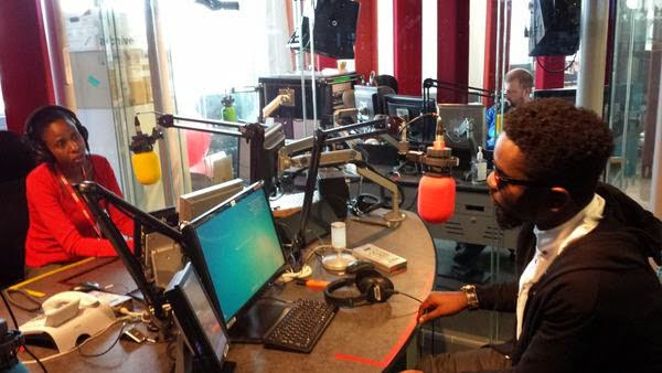sarkodiebbc - Sarkodie talks about INFLATION, Politics on BBC