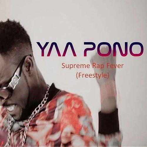 yaapono ponobiom supremerapfeverfreestyle - Yaa Pono 'Supreme Rap Fever' Freestyle (Prod. Keena Beats)