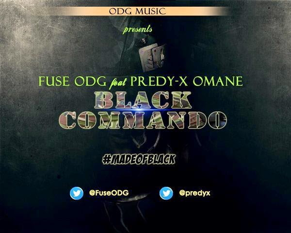 Fuse ODG - Black Commando | Ghana Music