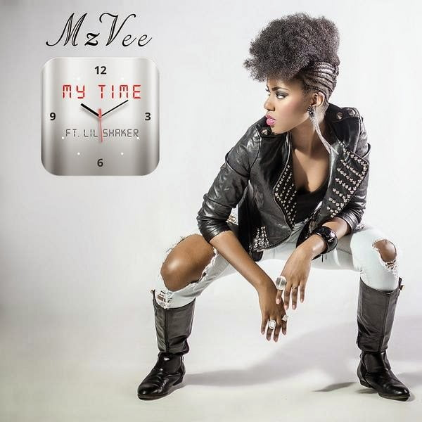 My Time - MzVee ft Lil Shaker | Ghana Music