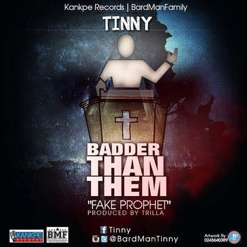 Tinny - Badder than dem ( Prod. By Trilla )