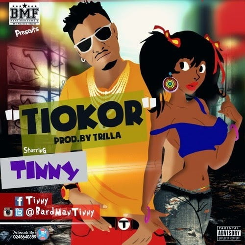 Tinny TiokorProd.ByTrillawww.blissgh.com  - Tinny - Tiokor ( Prod. By Trilla )