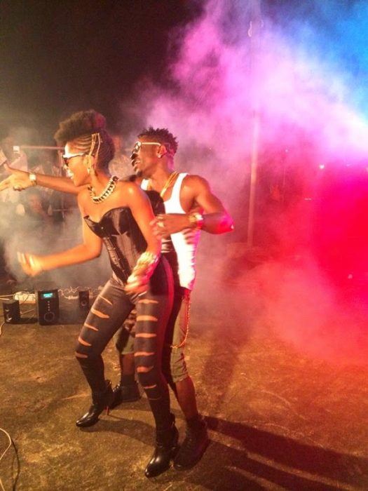 dancehallqueenvideoshattawalemzveeblissgh - Photos: MzVee Dancehall - Queen Video Shoot !
