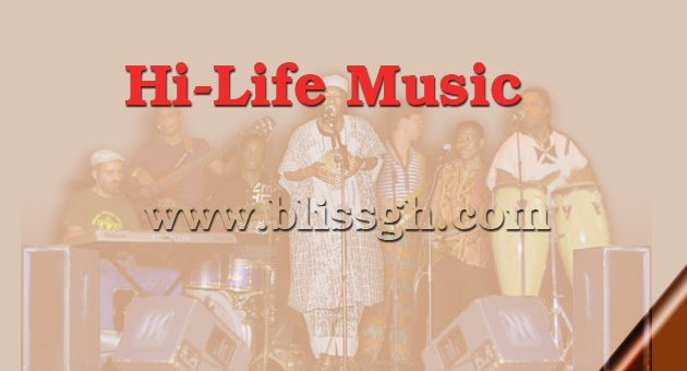 Ghanian Hi-Life Music