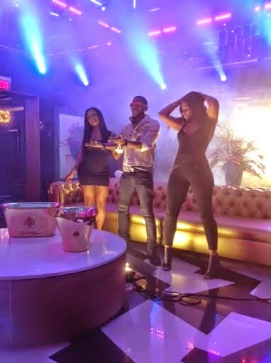 Akon–Froshft.D'banjB.T.SPicturesblissgh1 - Akon Ft. DBanj - Frosh + ( BTS Photos & Video )