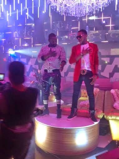 Akon–Froshft.D'banjB.T.SPicturesblissgh2 - Akon Ft. DBanj - Frosh + ( BTS Photos & Video )