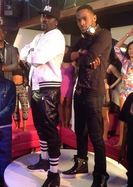 AkonFt.DBanj Froshwww.blissgh.com  - Akon Ft. DBanj - Frosh + ( BTS Photos & Video )