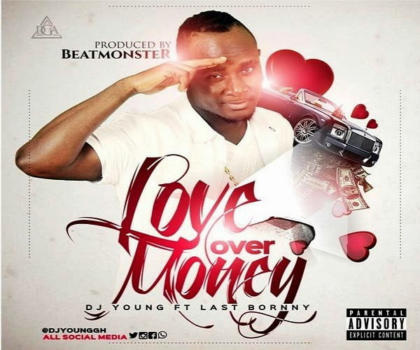 DJYoungft.LastBornny LoveOVER - DJ Young - Streetz Of Alajo Freestyle & Love OVER  ft. Last Bornny