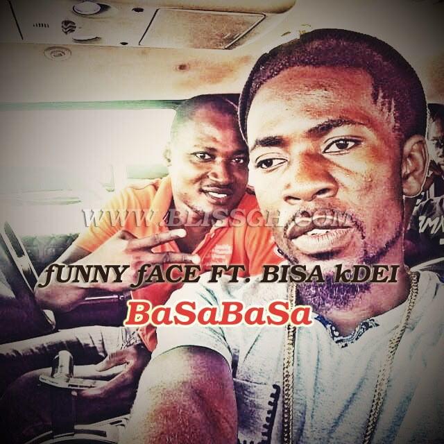 FunnyFace Basabasa Ft.BisaKdeiwww.blissgh.com  - Funny Face ft. Bisa Kdei - Basabasa