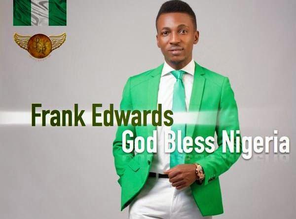 Frank Edwards - GOD Bless Nigeria ft. tunex saxophone