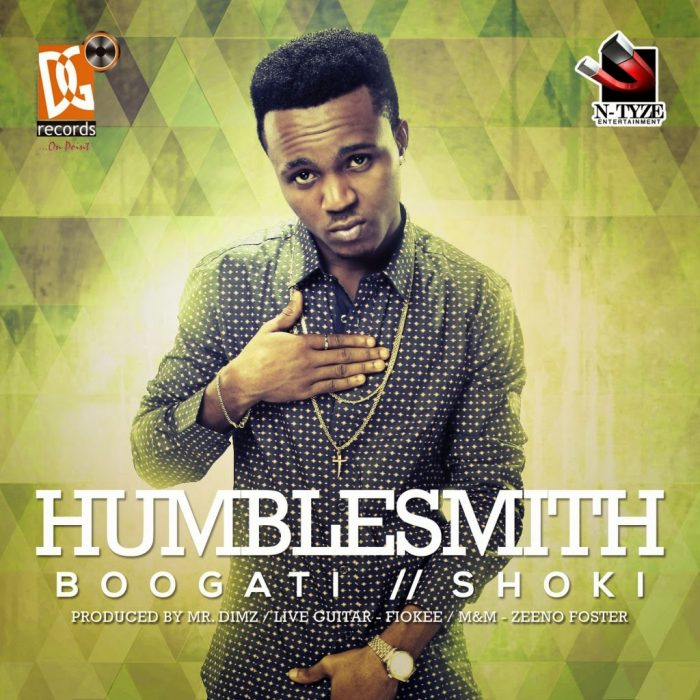 HUMBLESMITH - Shoki  & Boogati  | Bliss Gh Promo