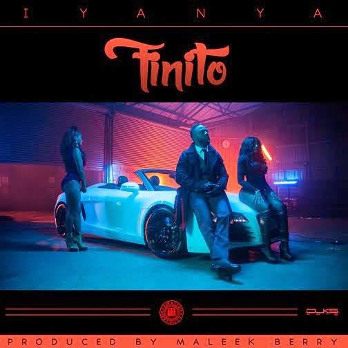 Iyanya Finitoartpromoblissgh - Iyanya - Finito (Prod by Maleek Berry)