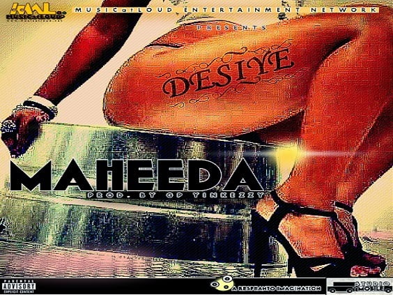 Music: Maheeda - Desiye | Bliss Gh Promo