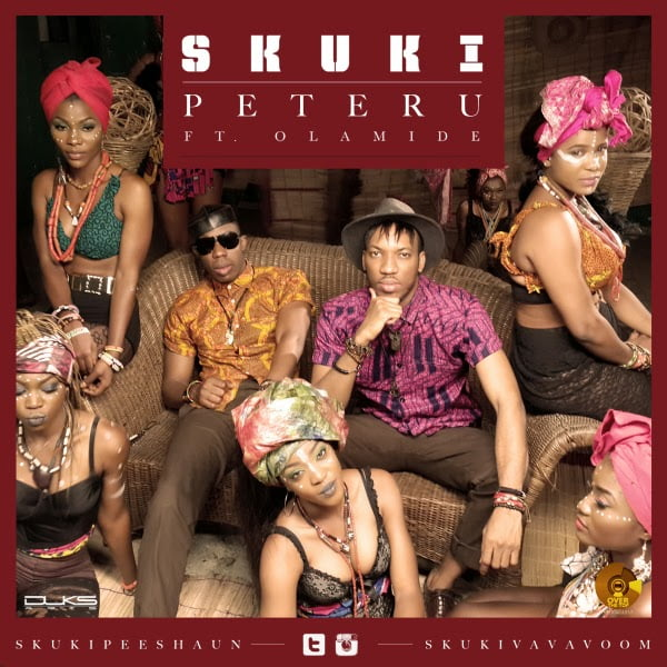 mUSIC: Peteru - Skuki ft Olamide
