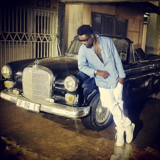 Sarkodie tops MTN 4Syte Video Awards Nominations 2014