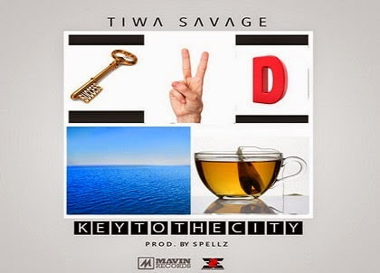 Tiwa Savage - Key To The City (Prod. Spellz)