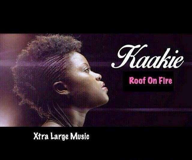 kaakie - Roof is on fire (Prod by JMJ)