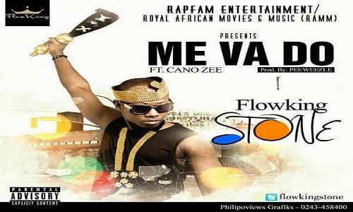 Flowking Stone - Me Va Do Ft. Cano Zee