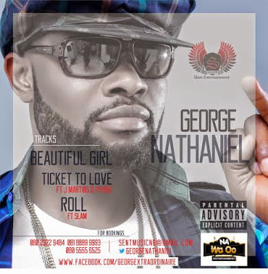 George Nathaniel - Ticket 2 Love ft. J. Martins & Phyno