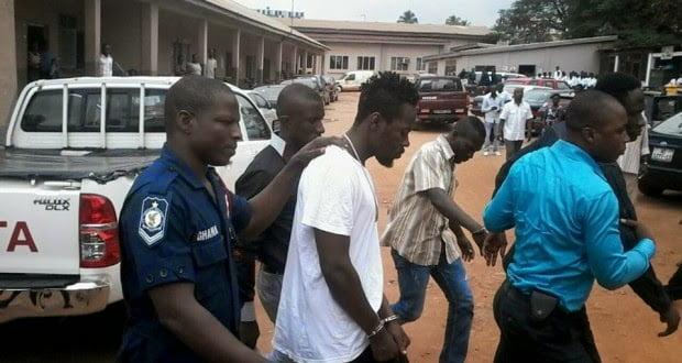KwawKeseremandedtwoweeksinprisoncustody - News: Kwaw Kese remanded two weeks in prison custody